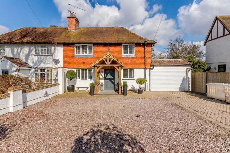 4 Bedrooms Semi Detached House for sale in Wood Street