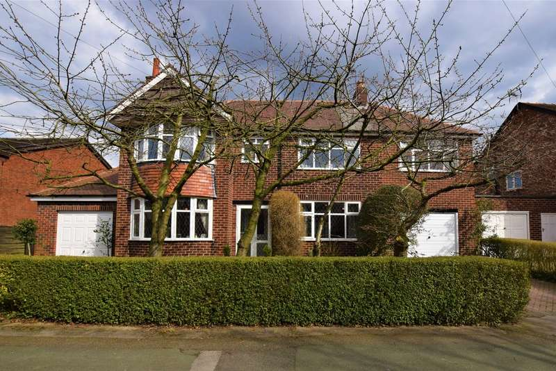 5 Bedrooms Detached House for sale in Granby Road, Cheadle Hulme