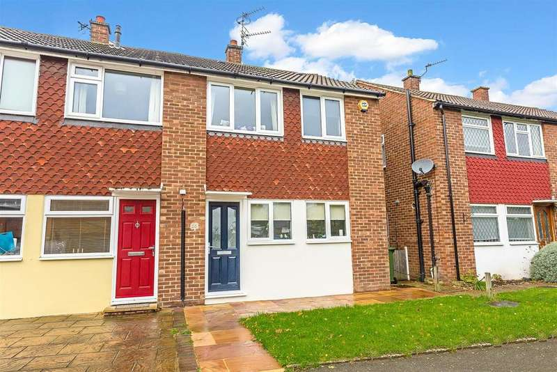2 Bedrooms Semi Detached House for sale in Harold Road, Sutton