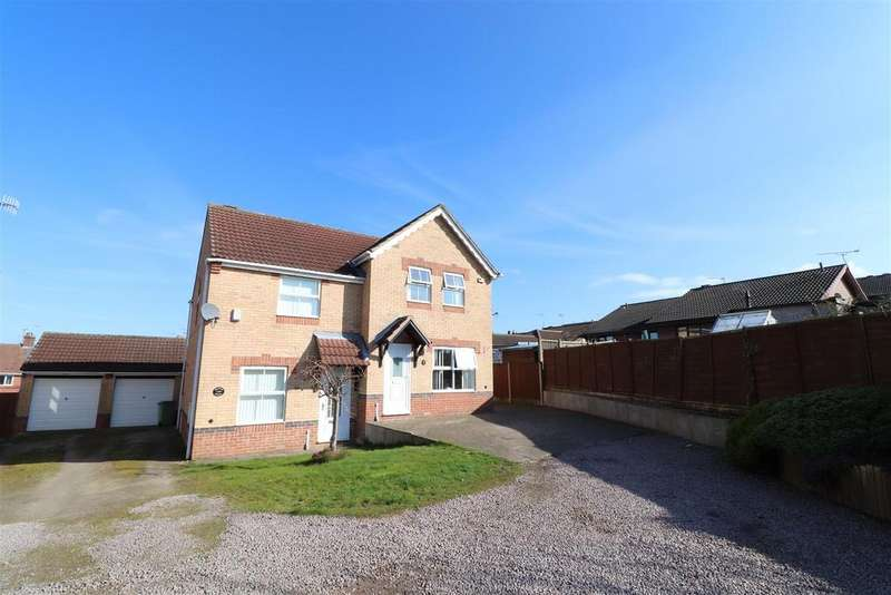 3 Bedrooms Semi Detached House for sale in Nursery Drive, Bolsover, Chesterfield