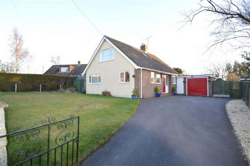 3 Bedrooms Bungalow for sale in Karima, The Hollow, Harmer Hill, SY4
