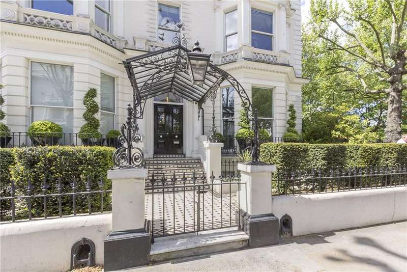 4 Bedrooms Flat for sale in Holland Park, Holland Park, London, W11