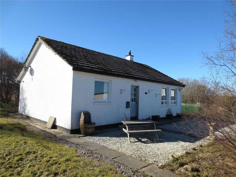 3 Bedrooms Bungalow for sale in Sand Cottage, Sand Laide, Achnasheen, Highland, IV22