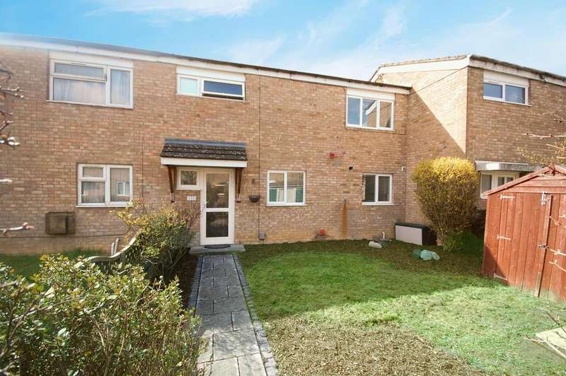 4 Bedrooms Terraced House for sale in Bude Crescent, STEVENAGE