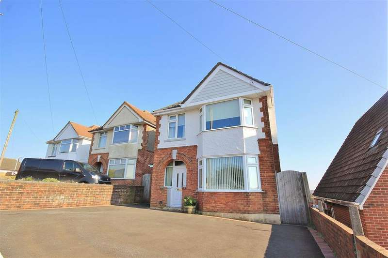 3 Bedrooms Detached House for sale in Churchill Road, Poole