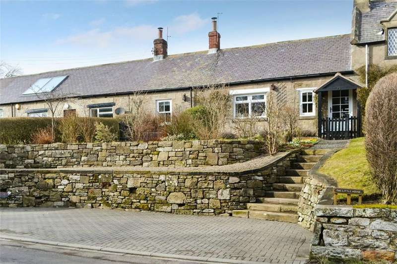 3 Bedrooms Cottage House for sale in Whittingham, ALNWICK, Northumberland