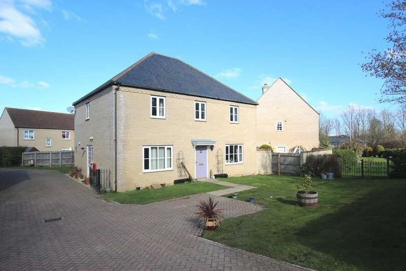 5 Bedrooms Detached House for sale in St Johns Road, Ely