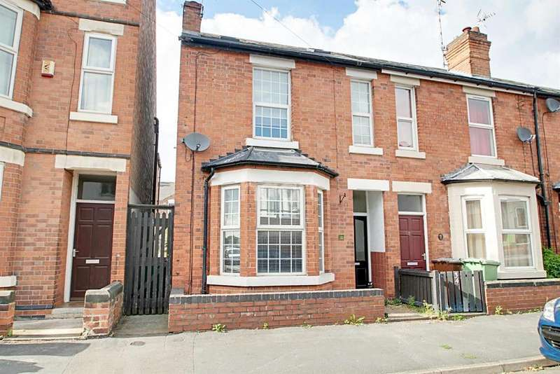 3 Bedrooms End Of Terrace House for sale in Green Street, Meadows