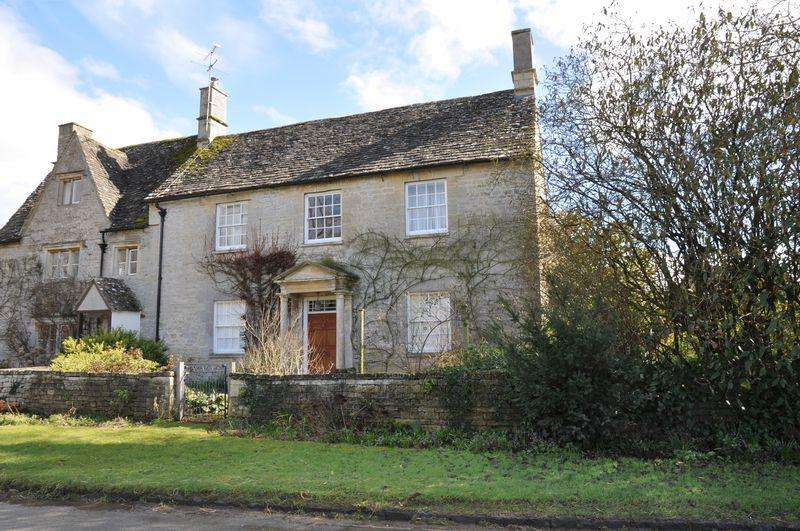 4 Bedrooms Semi Detached House for sale in Bampton Road, Black Bourton