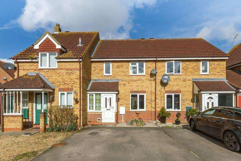 2 Bedrooms Terraced House for sale in Darent Place, Didcot