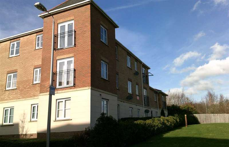 2 Bedrooms Apartment Flat for sale in Windermere Avenue, Purfleet