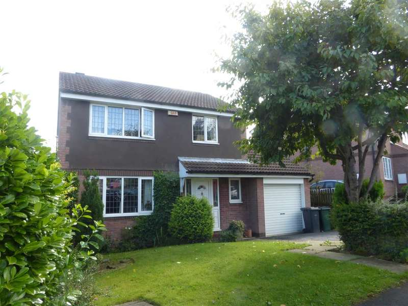 4 Bedrooms Detached House for sale in Falcon Knowle Ing, Barnsley