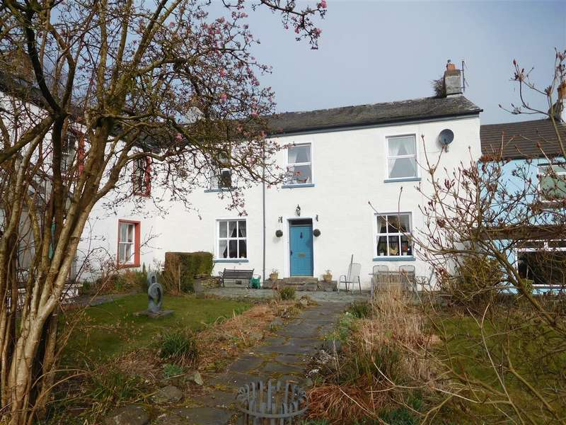 5 Bedrooms Terraced House for sale in Mount Pleasant House, Greenodd, ULVERSTON