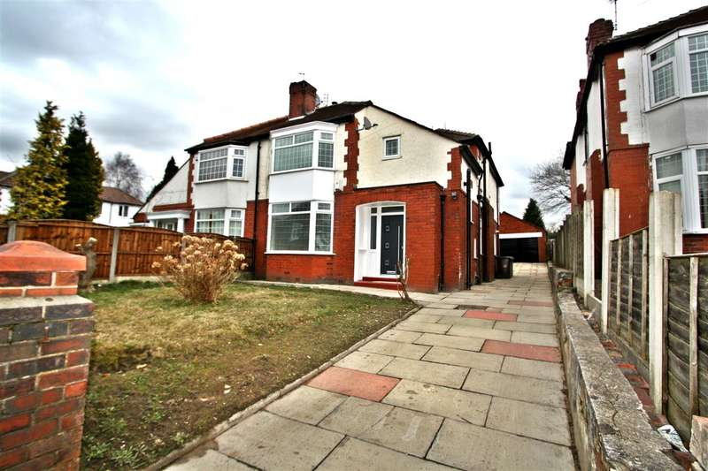 4 Bedrooms Semi Detached House for sale in Park Rd, Prestwich