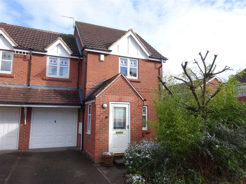 3 Bedrooms End Of Terrace House for sale in Beaufort Close, Heslington, York