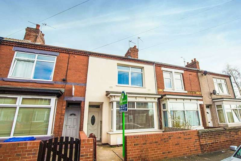 3 Bedrooms Semi Detached House for sale in Coronation Road, Doncaster, DN4
