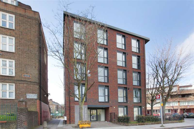 1 Bedroom Flat for sale in Projectile Apartments, 1A Thessaly Road, Nine Elms, SW8