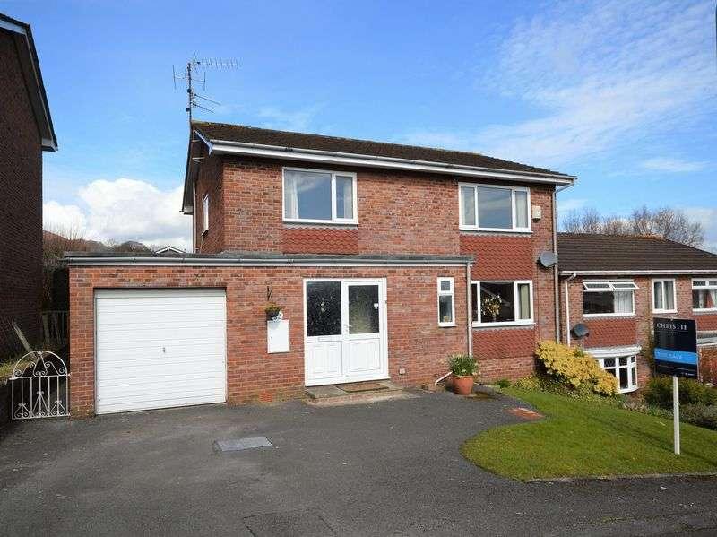 4 Bedrooms Property for sale in Elm Drive Llanellen, Abergavenny