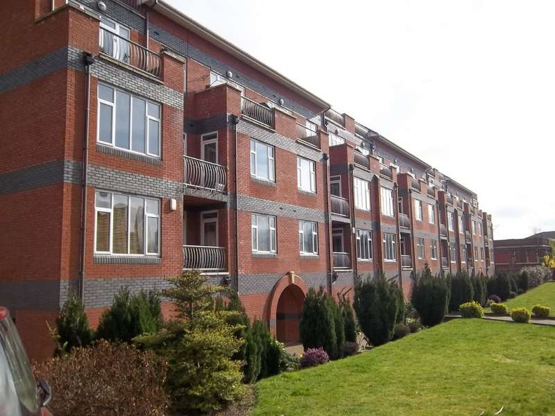 2 Bedrooms Flat for rent in Ullswater House, 203 Mossley Hill Drive L17