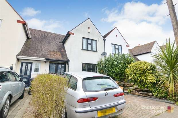 3 Bedrooms Detached House for sale in Blindmans Lane, Cheshunt, WALTHAM CROSS, Hertfordshire