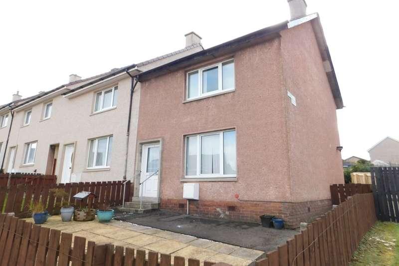 2 Bedrooms Property for sale in Braehead Loan, Carluke, ML8