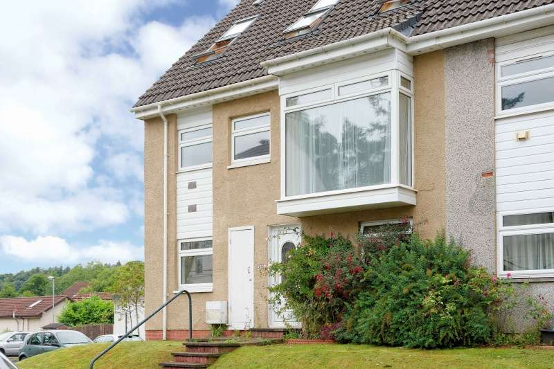 6 Bedrooms End Of Terrace House for sale in Castlehill Crescent, Kilmacolm, Inverclyde, PA13 4HY