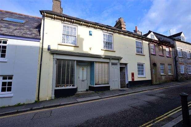 4 Bedrooms Maisonette Flat for sale in Market Street, Buckfastleigh, Devon