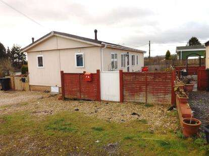 2 Bedrooms Bungalow for sale in Chudleigh Knighton, Newton Abbot, Devon