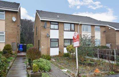 3 Bedrooms Semi Detached House for sale in Woodbury Close, Sheffield, South Yorkshire