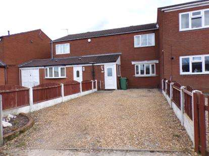 2 Bedrooms Terraced House for sale in Jane Lane Close, Walsall, West Midlands