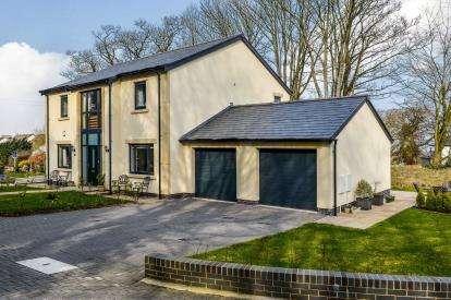 4 Bedrooms Detached House for sale in Hest Bank Lane, Hest Bank, Lancaster, Lancashire, LA2