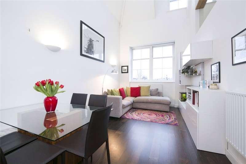 2 Bedrooms Flat for sale in Ecclesbourne Apartments, 64 Ecclesbourne Road, N1