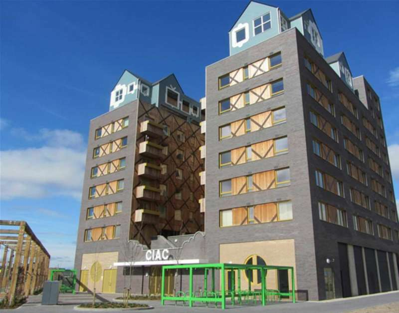 1 Bedroom Apartment Flat for rent in Apartments at CIAC, Quay Side, Middlesbrough