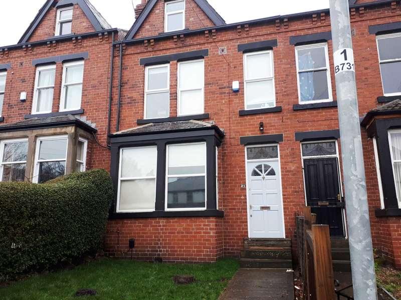 6 Bedrooms Terraced House for rent in Broomfield Crescent, Leeds