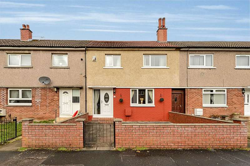 3 Bedrooms Terraced House for sale in Williamson Place, Johnstone
