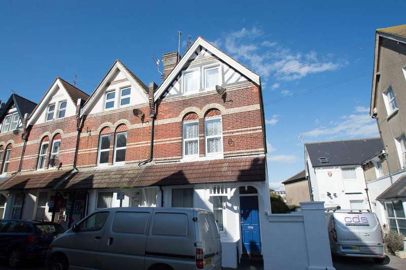 4 Bedrooms End Of Terrace House for sale in Hyde Road, EASTBOURNE
