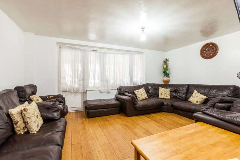 4 Bedrooms Maisonette Flat for sale in Bow Common Lane, Bow, E3