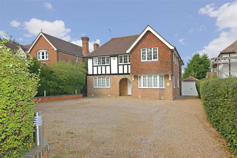 6 Bedrooms Detached House for sale in Allum Lane, Elstree, Borehamwood