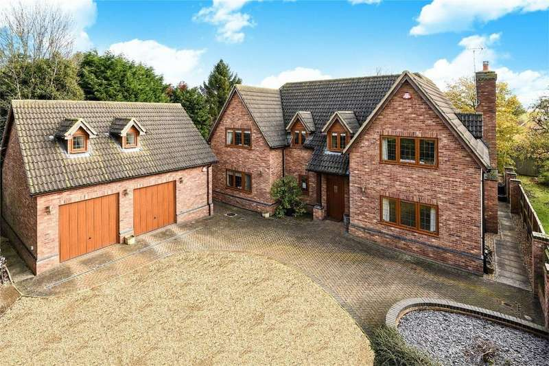 5 Bedrooms Detached House for sale in Station Road, Lower Stondon, Bedfordshire