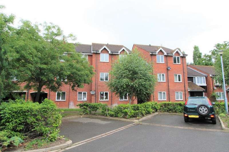 1 Bedroom Flat for sale in Millstream Close, HITCHIN, Hertfordshire