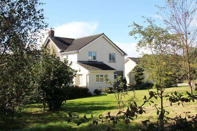 5 Bedrooms Detached House for sale in The Common, St Briavels