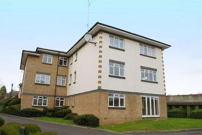 2 Bedrooms Flat for sale in Morello Gardens, Stevenage Road, HITCHIN, Hertfordshire