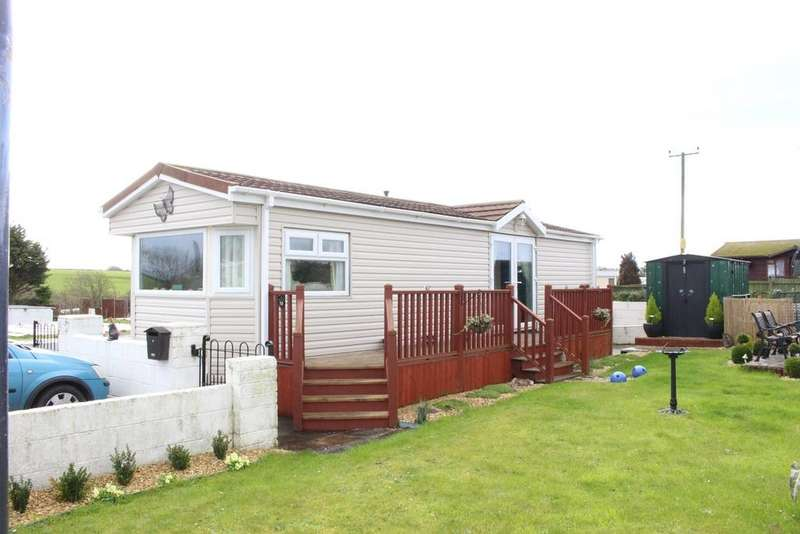 1 Bedroom Park Home Mobile Home for sale in Castleton Road, St Athan, Barry, CF62