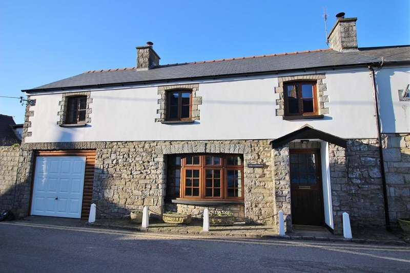 3 Bedrooms Semi Detached House for sale in Wine Street, Llantwit Major, CF61