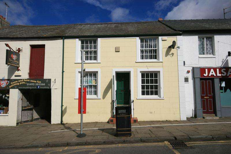 3 Bedrooms Terraced House for sale in 29 Castle Street, Conwy