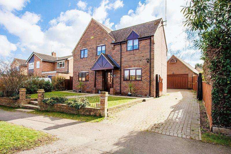 4 Bedrooms Detached House for sale in West Street, Steeple Claydon