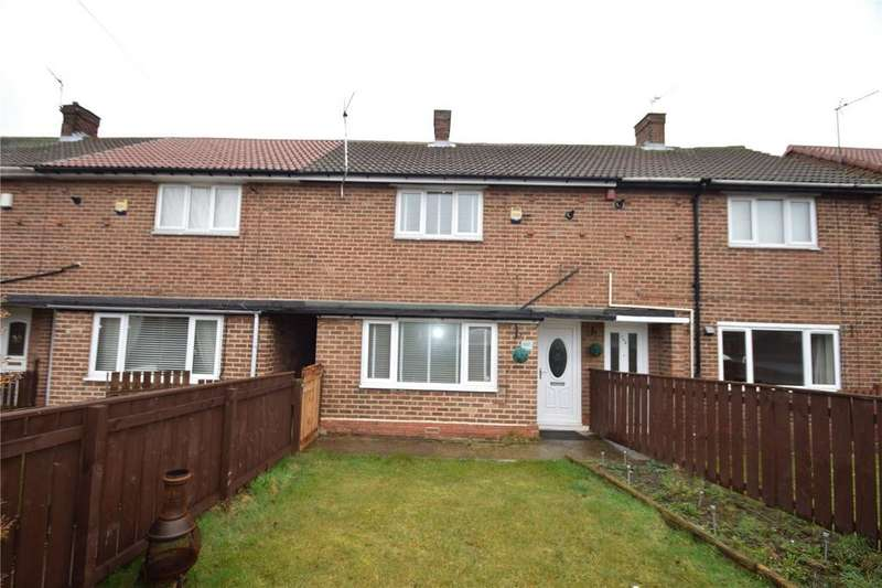 2 Bedrooms End Of Terrace House for sale in Heathway, Parkside, Seaham, SR7