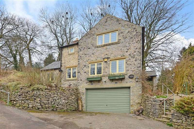4 Bedrooms Detached House for sale in The Spinney, Butts Road, Bakewell, Derbyshire, DE45