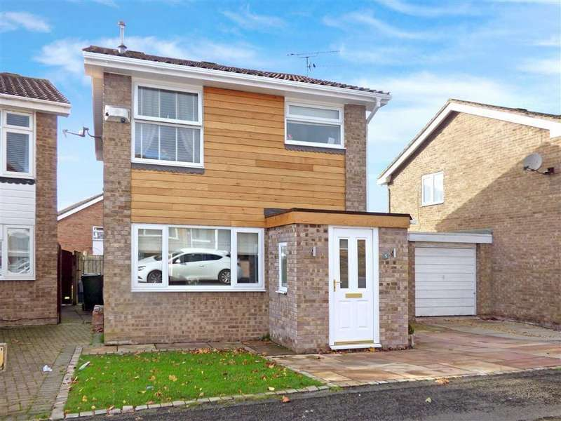 3 Bedrooms Link Detached House for sale in Forest Road, Winsford, Cheshire