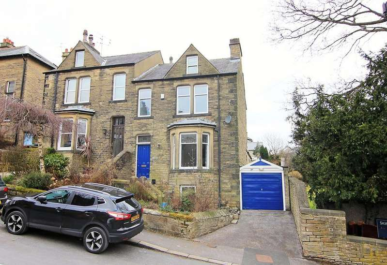 5 Bedrooms Semi Detached House for sale in 1 West Bank Road, Skipton,
